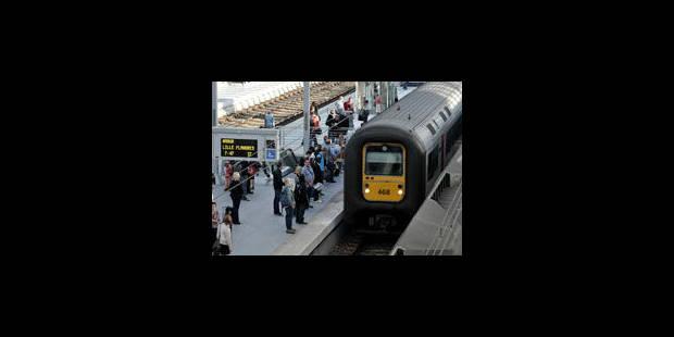 Vers une SNCB à deux vitesses - La Libre