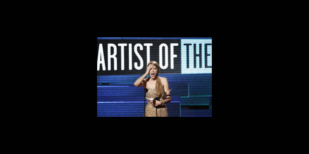 American Music Awards : Taylor Swift grande gagnante - La Libre