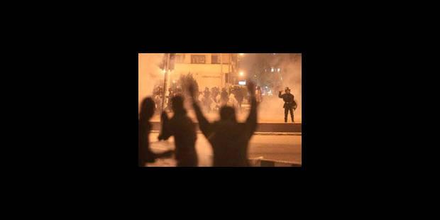 Egypte: quatre morts lors des affrontements place Tahrir - La Libre