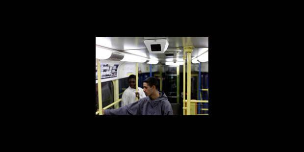 Un homme battu dans un tram bruxellois - La Libre