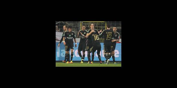 Victoire méritée d'Anderlecht face à Saint-Trond - La Libre