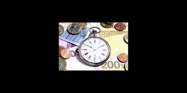 Le taux belge dépasse la barre des 5% - La Libre