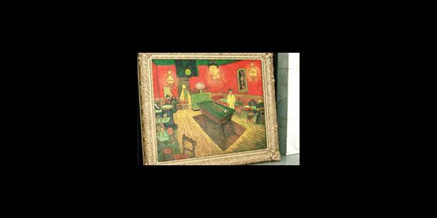 La première grande exposition de Mons 2015 sera consacrée à Van Gogh - La Libre