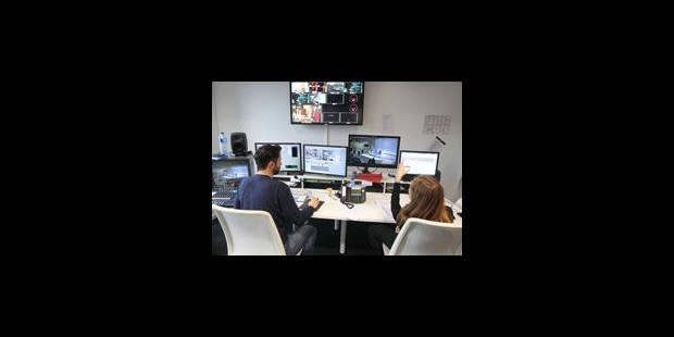 Euronews à Bruxelles - La Libre