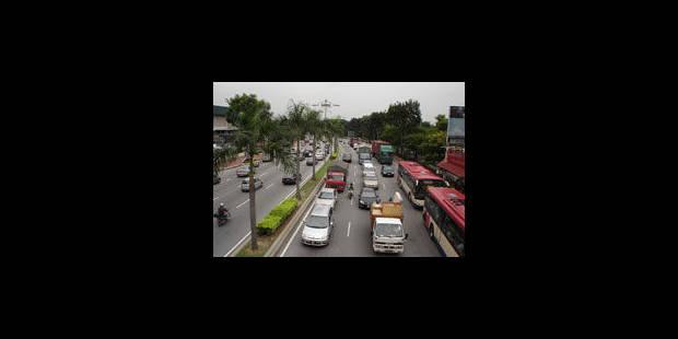 Des femmes taxis à Kuala Lumpur pour améliorer la sécurité - La Libre