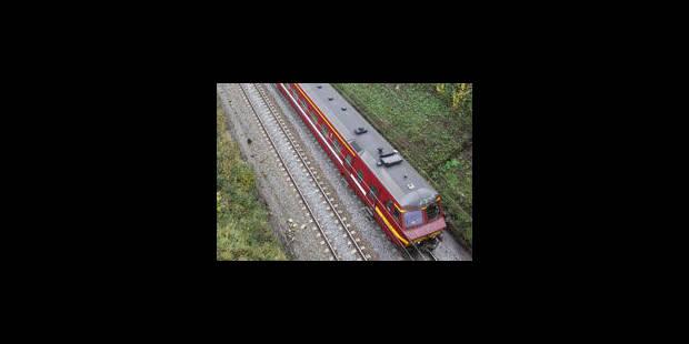 Nouvelle suppression de trains - La Libre