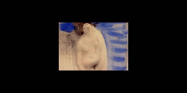 Quand Rodin captait l'être des femmes - La Libre