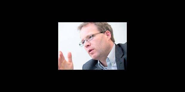 """Philippe Henry: """"Des sous pour le rail wallon !"""" - La Libre"""