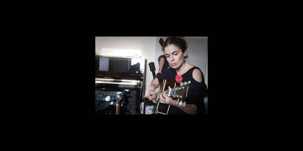 Yael Naim plaide en chanson la cause d'Amnesty International - La Libre