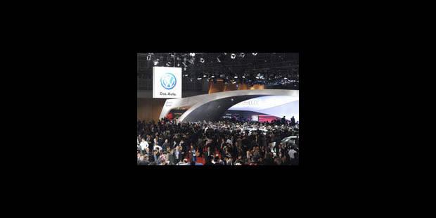 Auto écologique variée au Tokyo Motor Show - La Libre