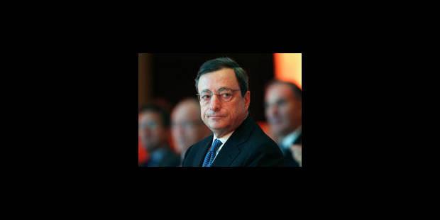 """La BCE """"pare-feu"""" ? C'est non - La Libre"""