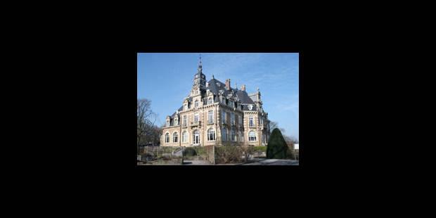 Braquage au Château de Namur - La Libre