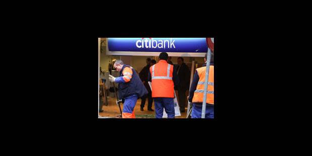 Citibank: les constitutions de parties civiles sont irrecevables - La Libre
