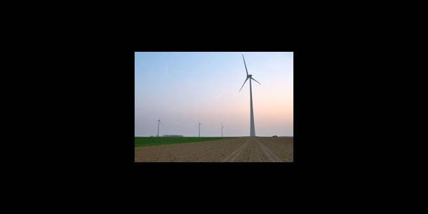 Le projet éolien est recalé - La Libre