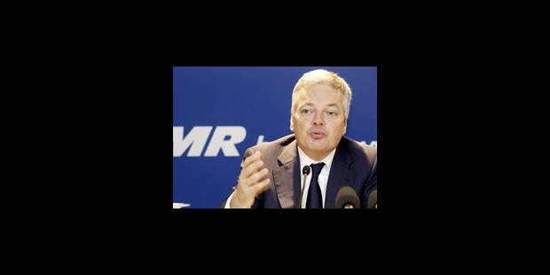 Reynders compte peser sur la politique de la Zone euro - La Libre