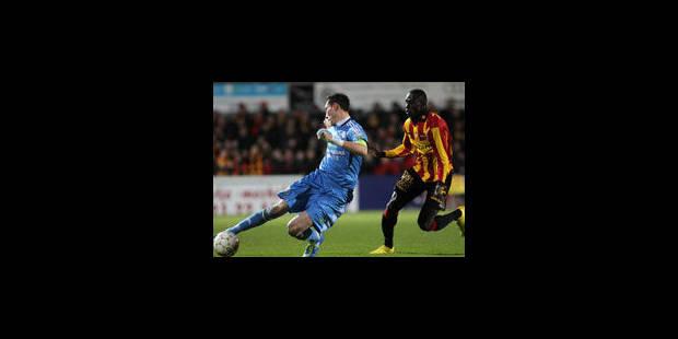 Troisième défaite en championnat pour Anderlecht face à Malines (2-1)