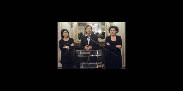 Visite royale et réactions politiques - La Libre
