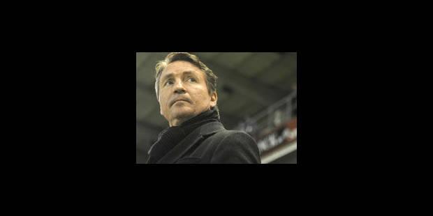 Plainte pour fait de moeurs contre l'entraîneur de La Gantoise Trond Sollied - La Libre