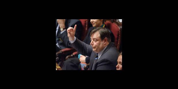 """Bart De Wever: """"Di Rupo est un grand chat qui peut jouer avec les souris flamandes"""" - La Libre"""