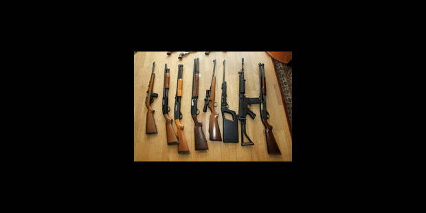 Un marché des armes mais des sources variées - La Libre