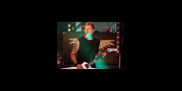 La tournée de Metallica avancée pour cause de crise - La Libre