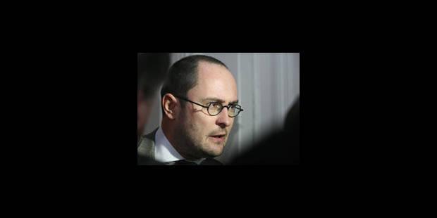 """Van Quickenborne: """"une concertation est déjà prévue"""" - La Libre"""