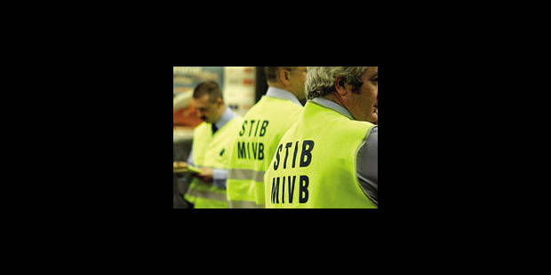 STIB: un accord pour éviter les grèves-surprises - La Libre