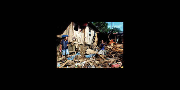 Rudy Demotte débloque 100.000 euros pour aider les Philippines - La Libre