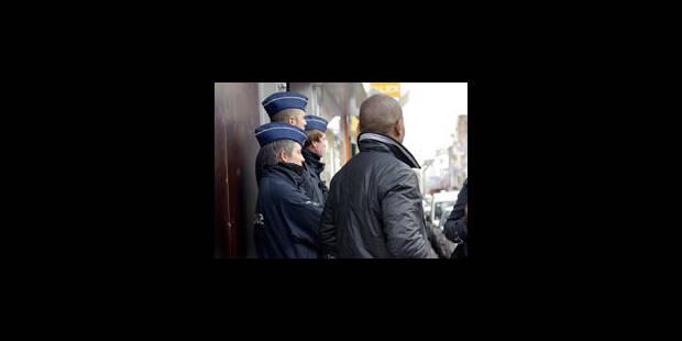30 arrestations administratives et 2 arrestations judiciaires à Matonge - La Libre