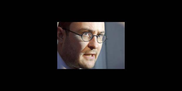La réponse de Van Quickenborne ne satisfait pas les syndicats du rail - La Libre