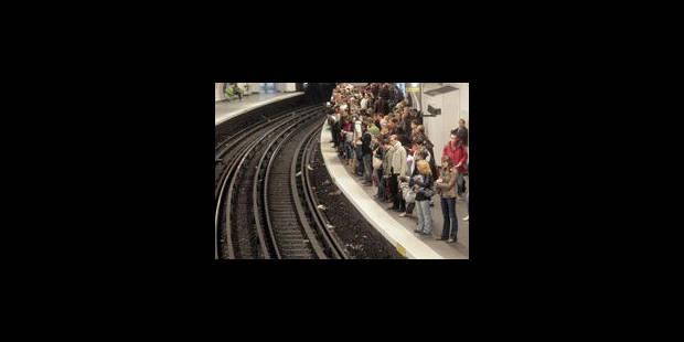 Grève du service public jeudi: tout ce qui sera à l'arrêt - La Libre