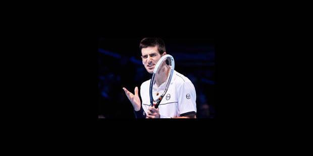 Année de tennis: coup d'oeil dans le rétroviseur - La Libre