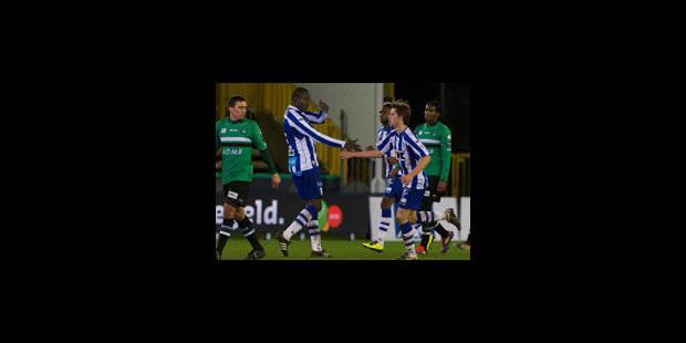 La Gantoise s'impose 0-1 au Cercle de Bruges - La Libre