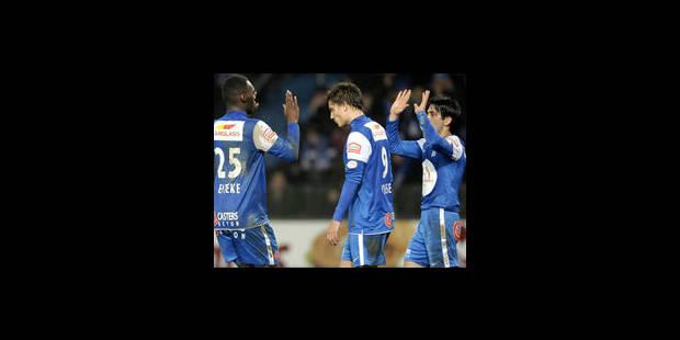 Genk met quatre buts au Cercle de Bruges (4-2) - La Libre