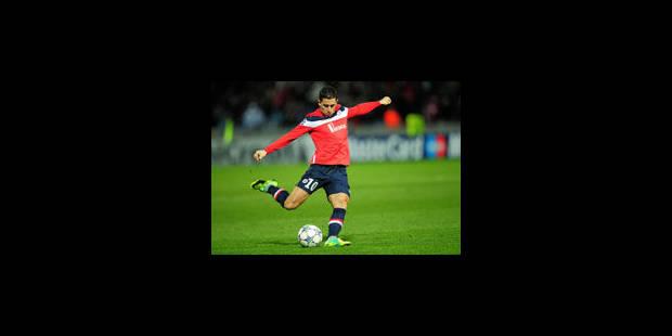 """Eden Hazard dans le """"Onze 2011"""" français de L'Equipe - La Libre"""