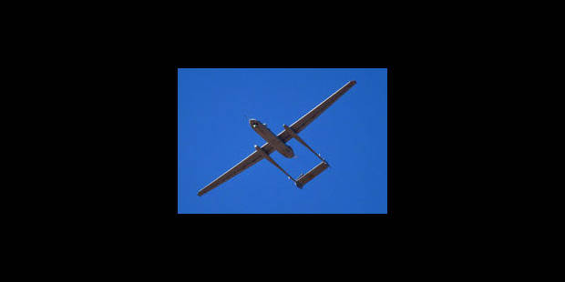 Des drones pour combattre la criminalité - La Libre