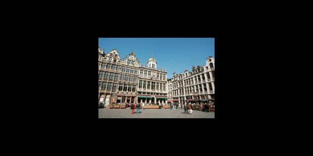 Bruxelles a gagné 28.000 habitants en une année - La Libre