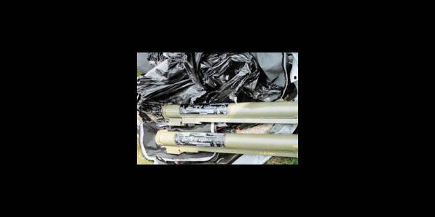 """Un soldat américain """"oublie"""" que son bagage à main contenait des explosifs - La Libre"""