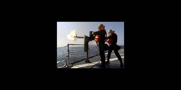 Téhéran teste ses missiles au détroit d'Ormuz - La Libre
