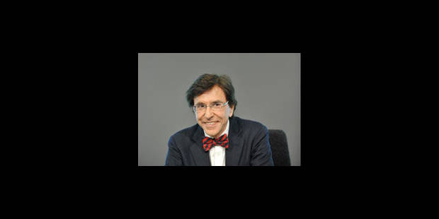 Di Rupo, personnalité politique le plus citée dans la presse en 2011 - La Libre