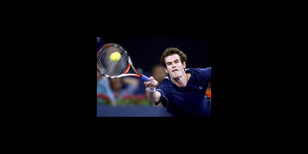 Andy Murray remporte le tournoi de Brisbane - La Libre