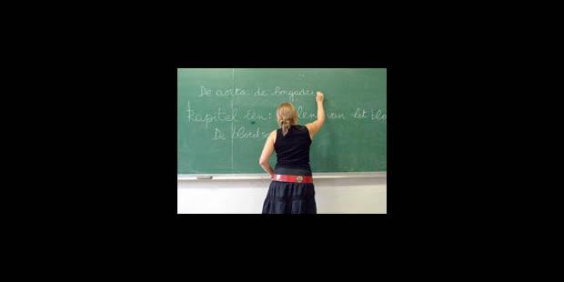 """2012, """"l'année de l'homme"""" dans l'enseignement fondamental en Flandre - La Libre"""