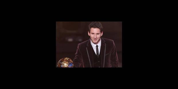 Messi appartient aussi à La Trinité