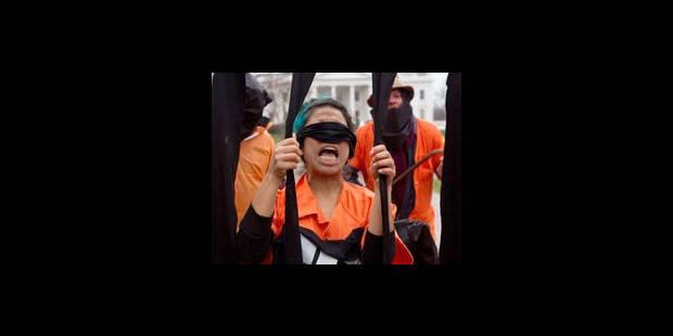 Contrôle du courrier détenus-défense à Guantanamo: les avocats protestent - La Libre