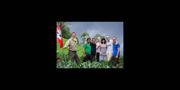 RTL-TVI va explorer la Belgique et Sulawesi - La Libre