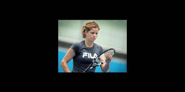 Kim Clijsters face à une qualifiée au 1er tour de l'Open d'Australie - La Libre