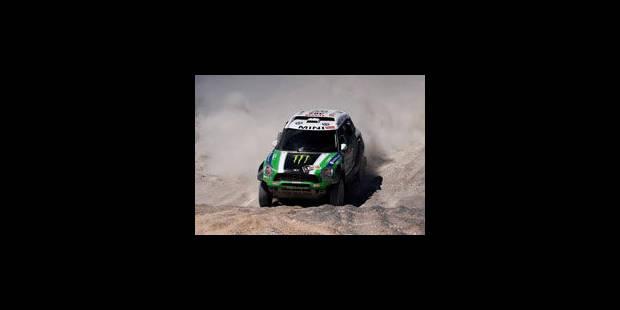Peterhansel remporte le 33eme Dakar - La Libre
