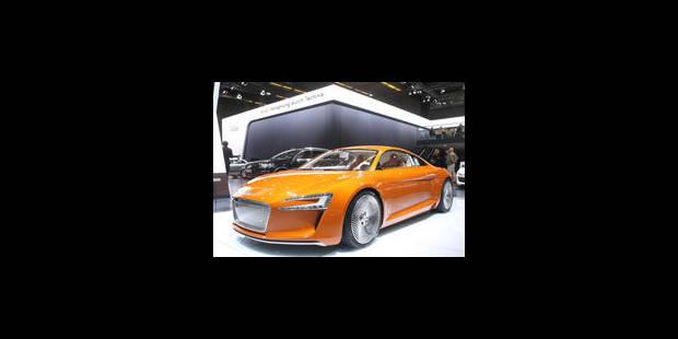 L'auto électrique devient réalité - La Libre