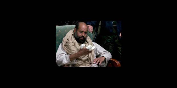 Seif al-Islam: la Libye demande 3 semaines de plus pour répondre à la CPI - La Libre