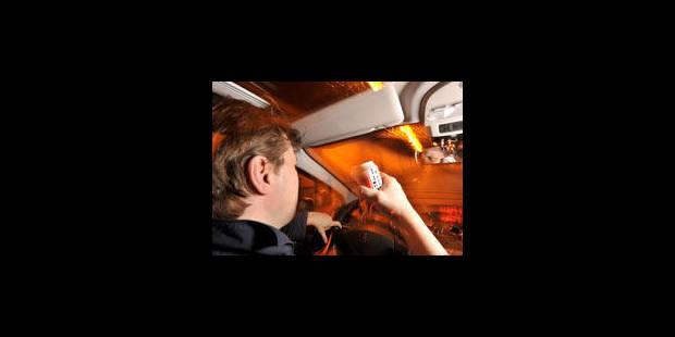 Tolérance zéro pour l'alcool au volant ? - La Libre